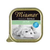Miamor Ragout Royale Cream Kalb in Tomatencream 100g