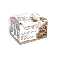 Applaws Katzen Nassfutter Dose Senior Multipack 6 x 70 g