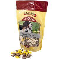 Classic Dog Snack Cookies Puppy Bones 500g
