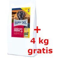Happy Dog Supreme Sensible Gourmet Ente 12,5 kg + 4 kg gratis