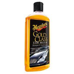 Meguiars G7116 Gold Class CAR WASH Shampoo & Conditioner Autoshampoo 473ml