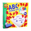 SES Creative 00912 Bastel-Set Kreativ-Packung STEMPEL-SET ABC
