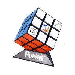 Original Rubik's CUBE Signature Zauberwürfel Zauber Würfel 3x3 Limited Edition