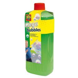 SES Creative 02256 MEGA BUBBLE XXL Riesen-Seifenblasen Refill 750ml