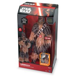 Star Wars Interaktive XXL Action Figur CHEWBACCA Animatronic ca. 44cm