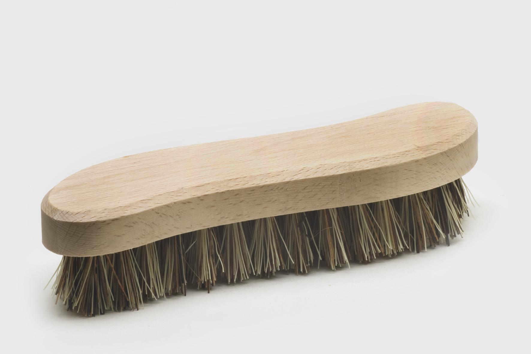 Scheuerbürsten, S-Form, Natur-Union, ohne Bart