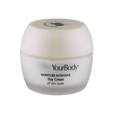 ObeyYourBody Tagescreme Moisturizing Obey your body Day Cream  SPF15 50ml OVP