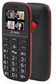 Senioren Handy OLYMPIA Bella große Tasten Datum Uhrzeit Bluetooth Ladestation – Bild 2