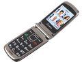 Senioren Handy OLYMPIA Style plus große Tasten klappbares Mobiltelefon silber – Bild 2