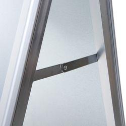 Kundenstopper CLASSIC DIN A2 32mm Profil – Bild 2