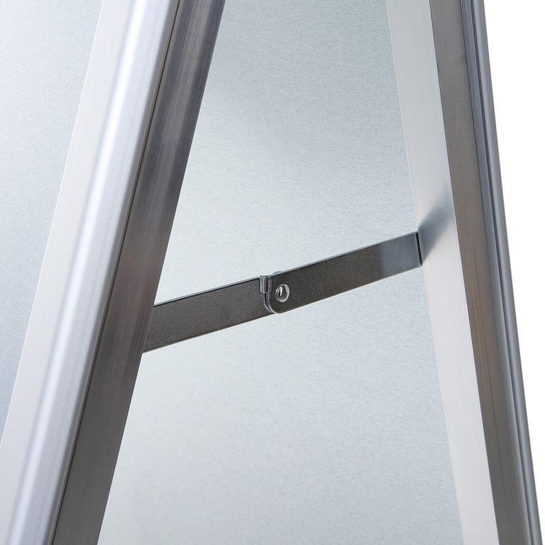 Kundenstopper CLASSIC DIN B2 50x70cm 32mm Profil - Bild 2 (vergrößert)