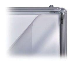 Antireflex-Schutzfolien DIN A0, UV-stabil, Stärke 0,5mm (Set 2 Stück)
