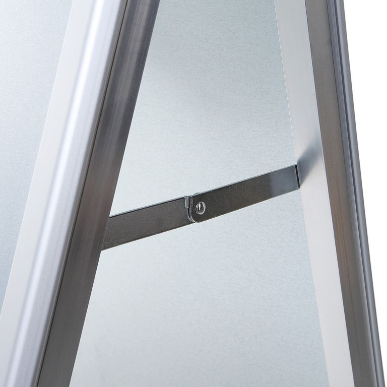 Kundenstopper CLASSIC DIN B1 70x100cm 32mm Profil - Bild 2 (vergrößert)