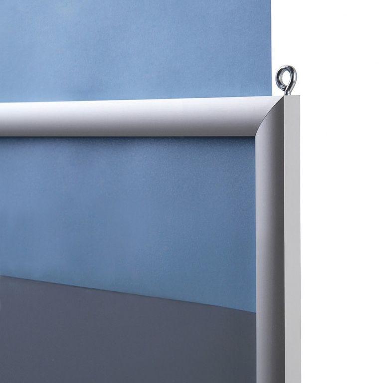 Einschubrahmen DIN A1 f. Deckenabhängung doppelseitig - Bild 3 (vergrößert)
