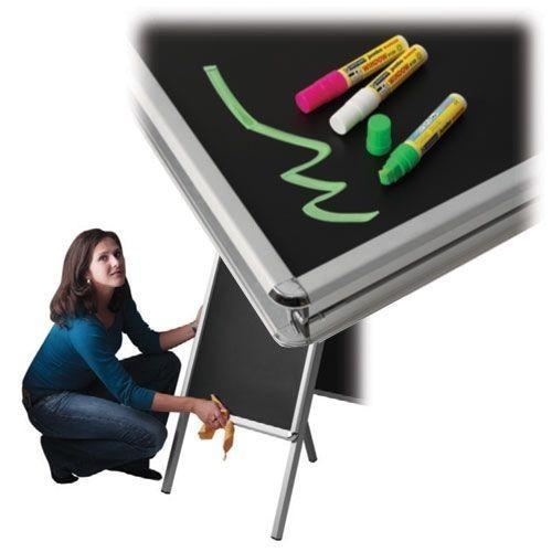 Kundenstopper Zubehör: Schreibtafelset DIN A1