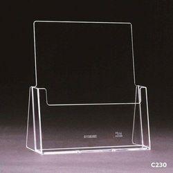 Standprospekthalter DIN A4 einstufig C230 (36) – Bild 2
