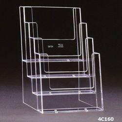 Standprospekthalter DIN A5 vierstufig 4C160 (18) – Bild 2