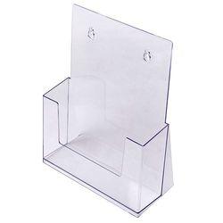 Stand-/ Wandprospekthalter DIN A4 DA4P (24) – Bild 1