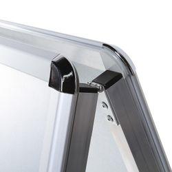 Kundenstopper CLASSIC DIN A1 32mm Profil – Bild 3