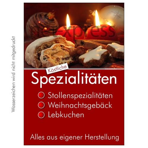 Plakat Jägerschnitzel DIN A0 A1 A2 A3