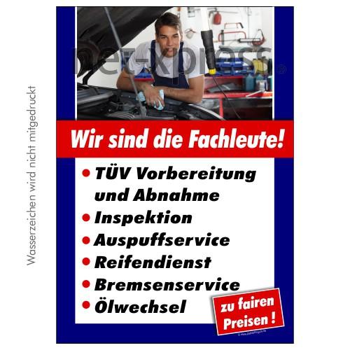 Werbeplakat Plakat Weihnachten Werbeposter zum Ankauf von Autos