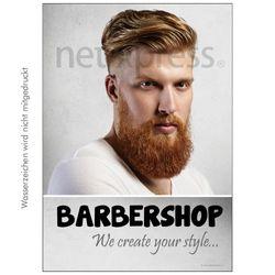 Plakat Barbershop