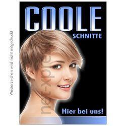 Plakat Coole Damenschnitte – Bild 1