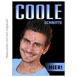 Plakat Coole Herrenschnitte – Bild 1