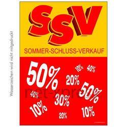 SSV-Poster für Einzelhandel