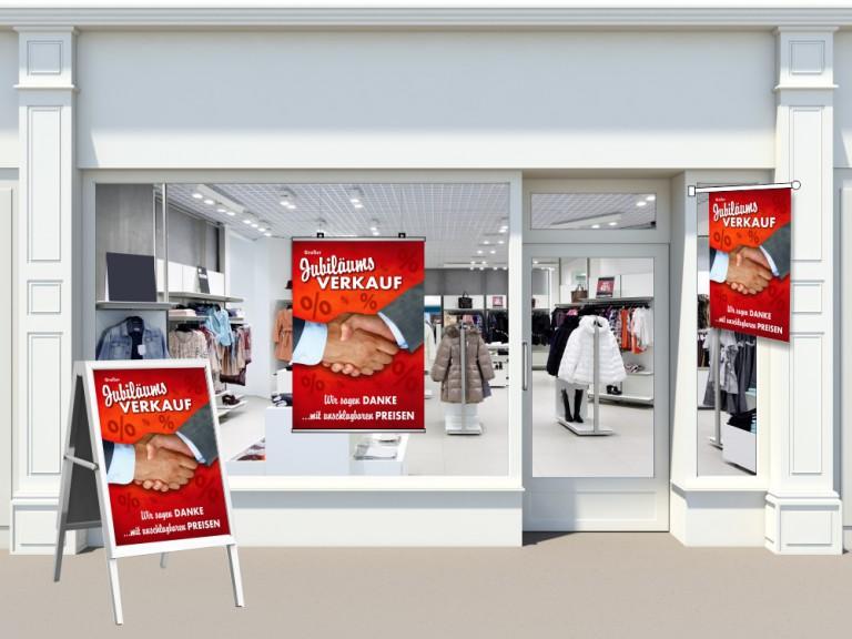 Plakat Sommer-Sale - Bild 2 (vergrößert)