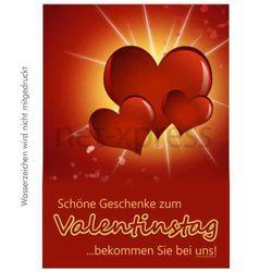 Poster Valentinstag