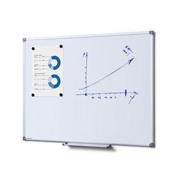 Whiteboard SCRITTO Profi 900 x 600 mm (Speziallackierung weiß, magnetisch) – Bild 1