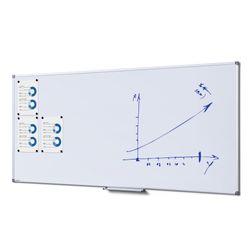 Whiteboard SCRITTO Premium 900 x 1800 mm (gehärtete Oberfläche, emailliert) – Bild 1