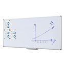 Whiteboard SCRITTO Premium 1000 x 2000 mm (gehärtete Oberfläche, emailliert) 001