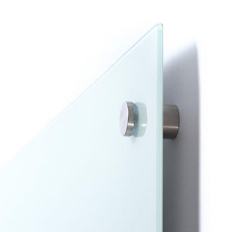 Whiteboard mit beschreibbarer Glasoberfläche