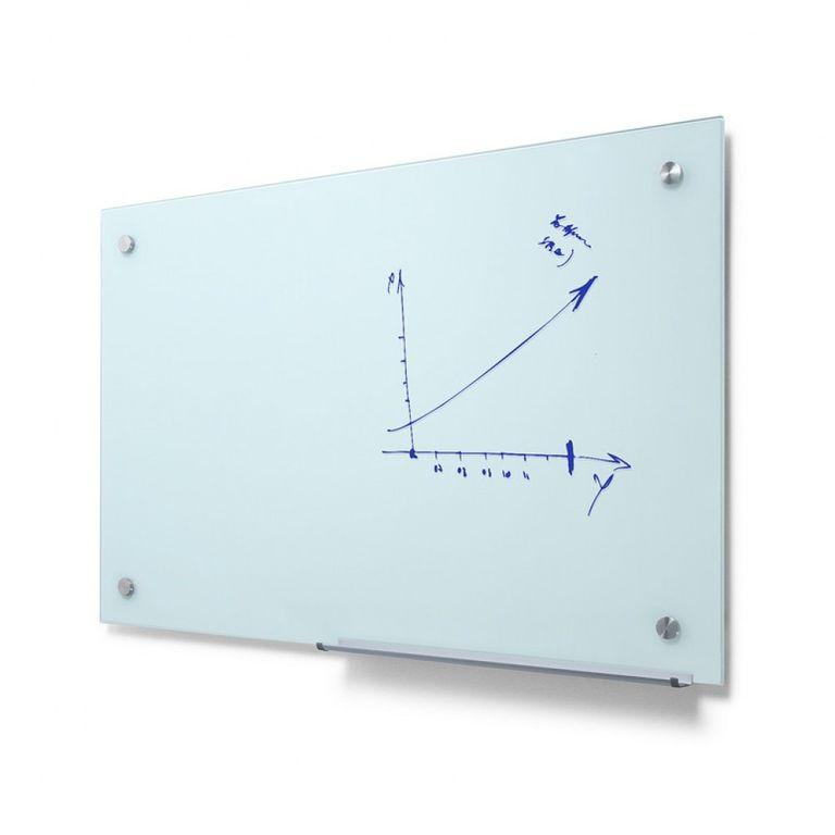 Whiteboard SCRITTO Glas 900 x 600 mm (beschreibbare Glasoberfläche)