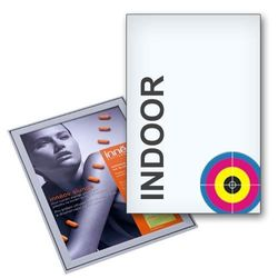 Plakat DIN A3 (297 x 420 mm, Premium-Papier 135g/m², satinierte Oberfläche)