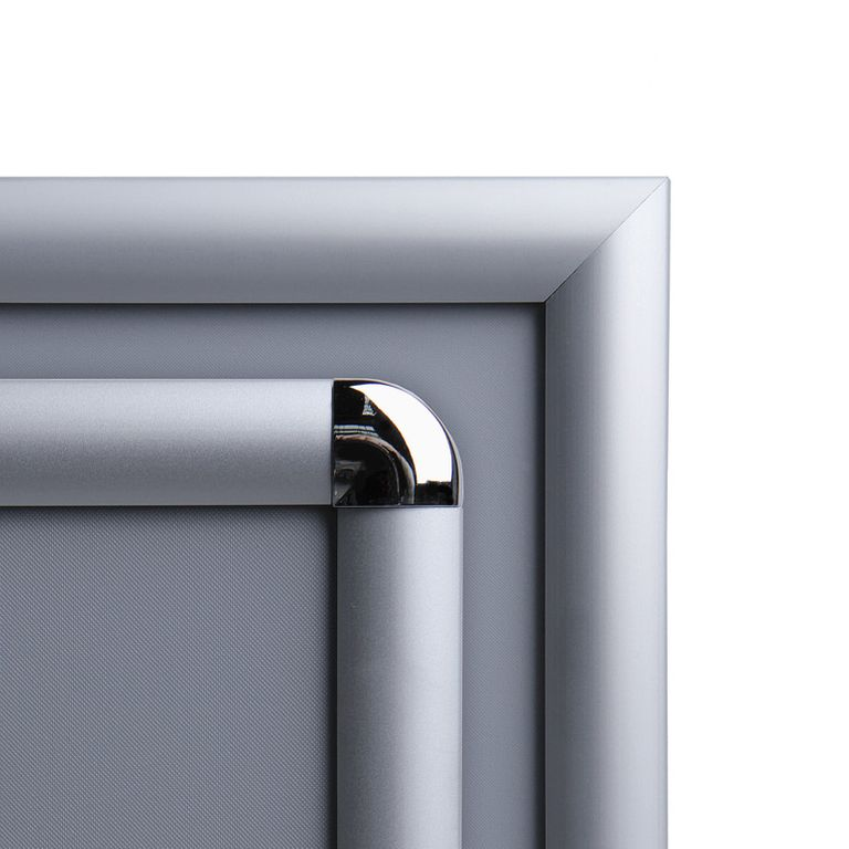 Klapprahmen CLASSIC DIN B2 50x70cm 25mm Profil - Bild 3 (vergrößert)