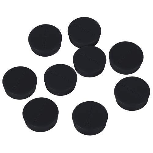 Magnete (8er-Set) - SCHWARZ