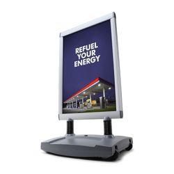 Kundenstopper WINDTALKER Excel 70x100cm
