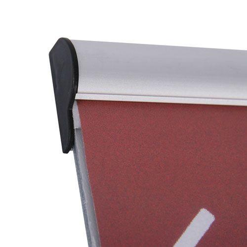 Türschild / Hinweisschild SNAP SS 100 x 200mm - Bild 2 (vergrößert)