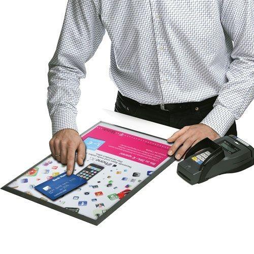 Thekendisplay / Posterdisplay DeskWindo DIN A3 (DWA3S5) - Bild 2 (vergrößert)