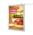 Leuchtrahmen Posterlight LED 50x70cm beidseitig 001