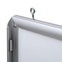 Leuchtrahmen CLASSIC LED 70x100cm beidseitig (30mm) – Bild 2