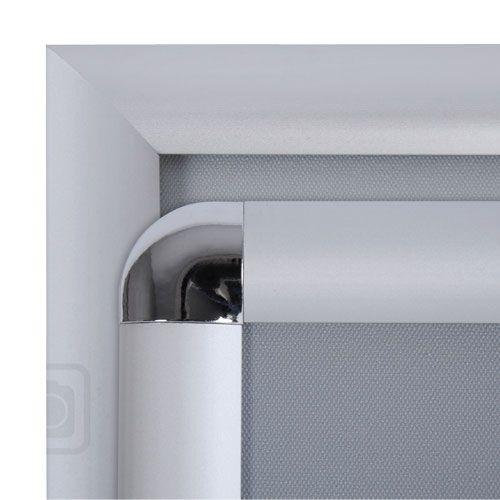 Klapprahmen CLASSIC DIN B1 70x100cm doppelseitig 25mm - Bild 3 (vergrößert)