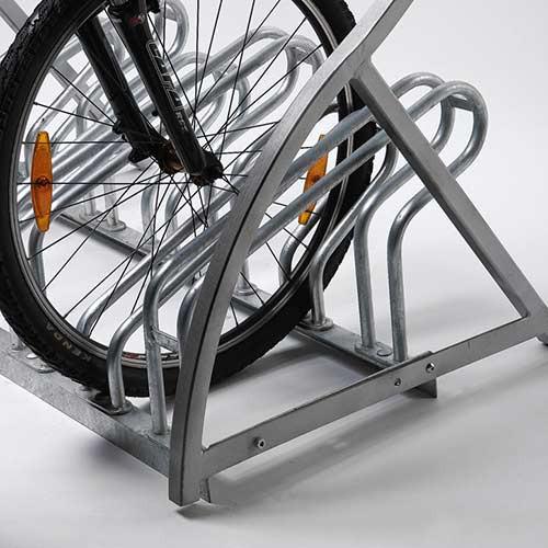 fahrradst nder f r 6 fahrr der net. Black Bedroom Furniture Sets. Home Design Ideas
