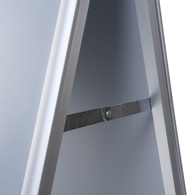 Kundenstopper CLASSIC DIN A1 25mm Profil - Bild 2 (vergrößert)