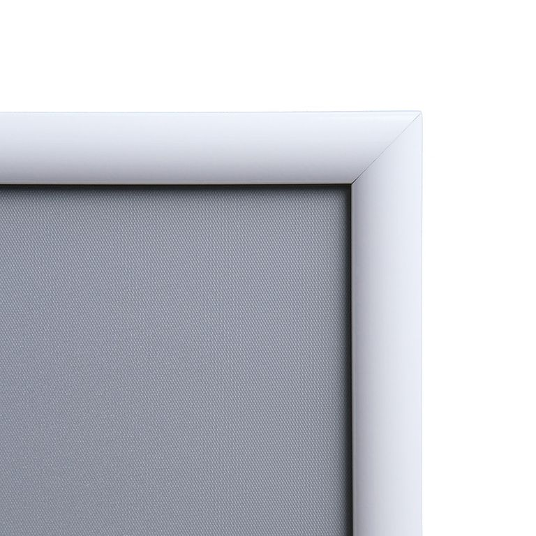 Klapprahmen CLASSIC DIN A1 25mm Profil weiß - Bild 2 (vergrößert)