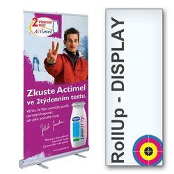 RollUp 100x200cm einseitig inkl. Digitaldruck – Bild 1
