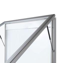 Schaukasten T-Line LED 8 x DIN A4 – Bild 2